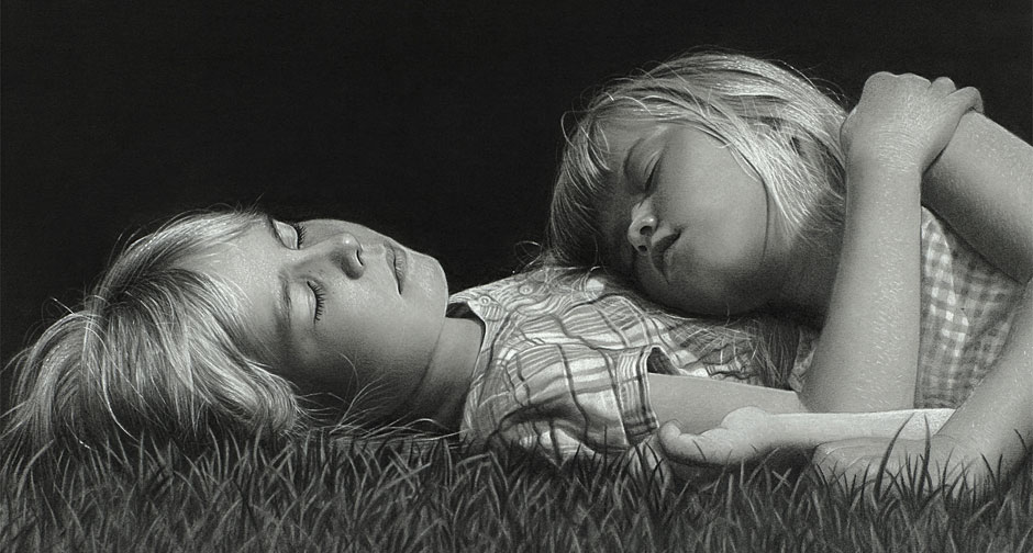 8 realistic drawings