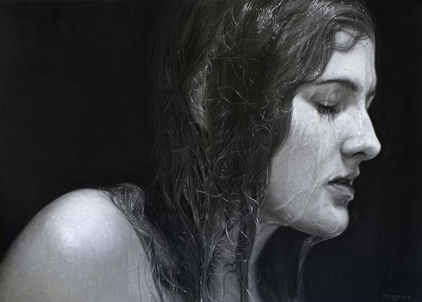 9 girl pencil drawings