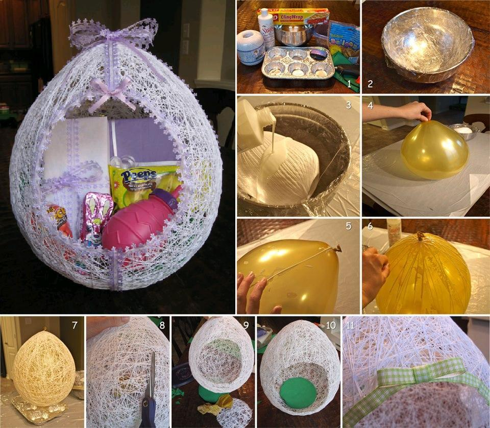 14 easter eggs diy