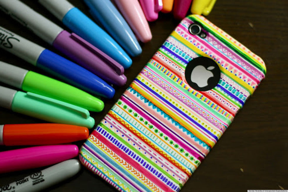 16 phone drawings diy